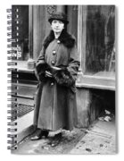 Margaret Sanger Spiral Notebook
