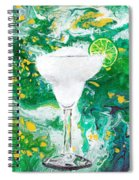 Margarita Spiral Notebook