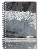 Margerie Glacier Spiral Notebook