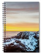 Marginal Way Day Break Spiral Notebook