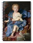 Maria Antonia Fernanda De Borbon. Infanta Of Spain. Future Queen Of Sardinia Spiral Notebook