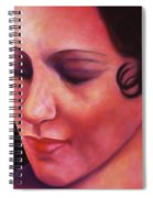 Maria Ave Spiral Notebook