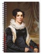 Maria Clarissa Leavitt Spiral Notebook