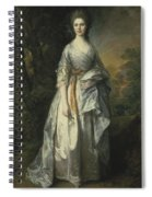 Maria Lady Eardley, 1766 Spiral Notebook