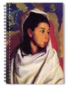 Maria Lucinda 1917 Spiral Notebook