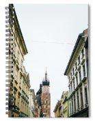 Mariacki From Florianska Spiral Notebook