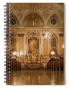Marianische Mannerkongregation Munich Spiral Notebook