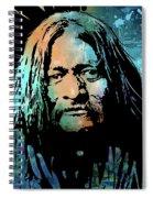 Maricopa Warrior Spiral Notebook