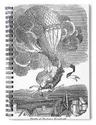 Marie Blanchard, 1819 Spiral Notebook