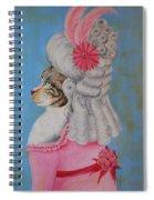 Marie Catoinette Spiral Notebook