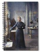 Marie Curie (1867-1934) Spiral Notebook