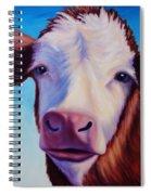 Marie Spiral Notebook