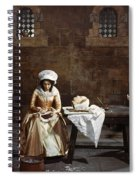 Marie Tussaud (1760-1850) Spiral Notebook