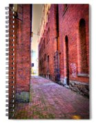 Marietta Alley Spiral Notebook