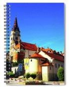 Marija Bistrica Croatia Spiral Notebook