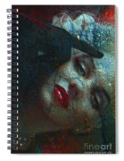Marilyn St 2 Spiral Notebook