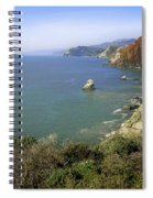 Marin Headlands 1 Spiral Notebook