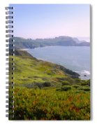 Marin Headlands 2 Spiral Notebook