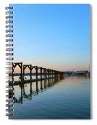 Marina Spiral Notebook