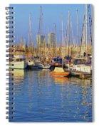Marina - Darcena Nacional - Barcelona Spiral Notebook