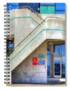 Marina Office Spiral Notebook