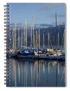 Marina Tranquility Spiral Notebook