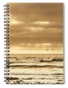 Marine Dream Spiral Notebook