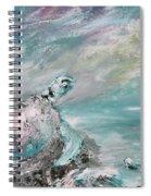 Marine  Life Spiral Notebook
