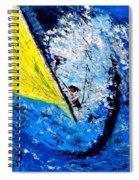 Marine Venture IIi Spiral Notebook