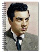 Mario Lanza, Tenor/actor Spiral Notebook
