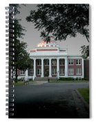 Marion Couthouse Spiral Notebook