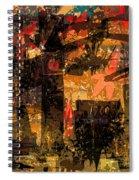 Marion Spiral Notebook