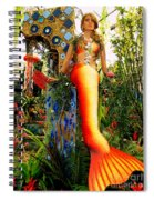 Marisol The Mermaid Spiral Notebook