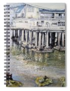 Maritim Club Castro Urdiales Spiral Notebook