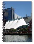 Maritime Baltimore Spiral Notebook