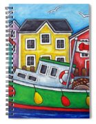 Maritime Special Spiral Notebook