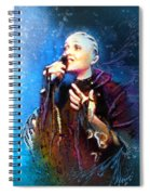 Mariza Spiral Notebook