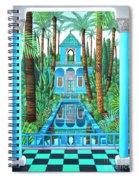 Marjorelle Reflections Spiral Notebook