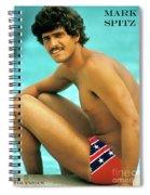 Mark Spitz, Olympic Champion Spiral Notebook