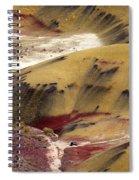 Marked Hills Spiral Notebook