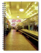 Market Day Is Done Spiral Notebook