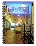 Market Hall Spiral Notebook