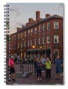 Market Square Spiral Notebook
