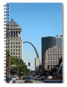 Market Street Spiral Notebook