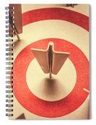 Marketing Your Target Market Spiral Notebook