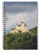 Marksburg Castle Spiral Notebook