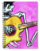 Marlo's Song Spiral Notebook