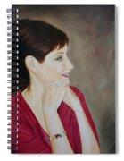 Marna Spiral Notebook