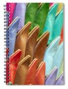 Marrakech Slippers Spiral Notebook