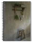 Marrakech Walls Spiral Notebook
